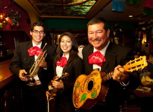 Cielito Lindo Mariachi Band at Casa Guadalajara Mexican Restauratn