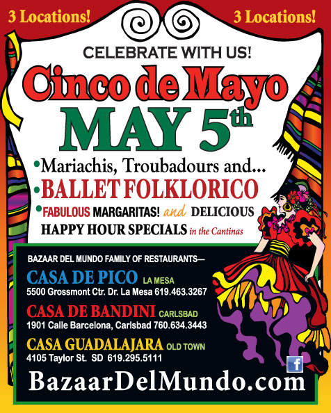 Casa Guadalajara Cinco de Mayo Celebration