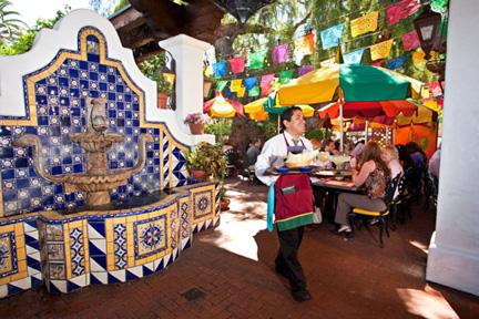 Casa Guadalajara Outdoor Dining