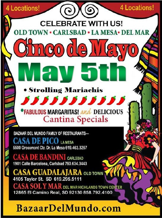 Cinco de Mayo in San Diego