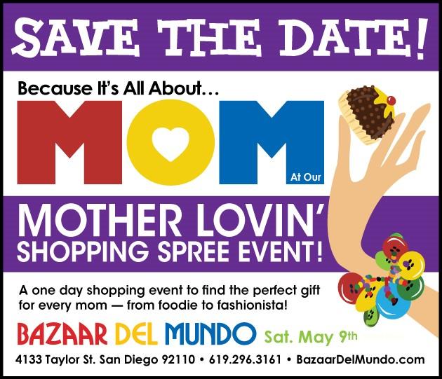 Bazaar del Mundo Mother Lovin' Shopping Spree