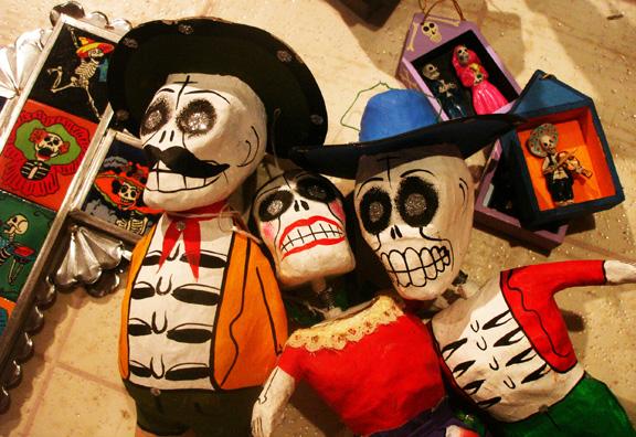 Dia de los Muertos at Casa Guadalajara