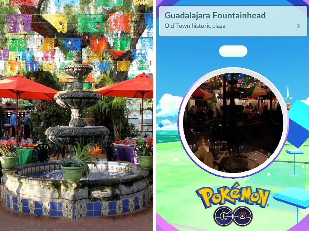 San Diego PokeStop - Casa Guadalajara